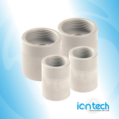 IT.20.MC.04 - Iontech PP connector set - 2x Dilute 2x Concentrate - spare